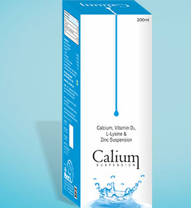 calium suspension