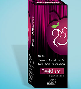 fe-mum suspension
