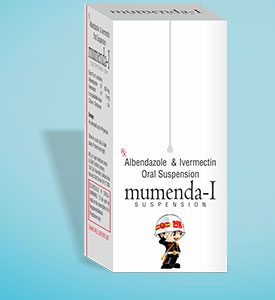 mumenda-I suspension